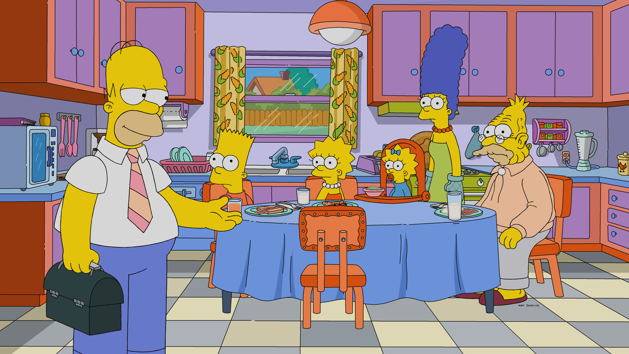 Los Simpson T32 - Disney+