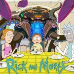 Ricky y Morty T5 - HBO, TNT