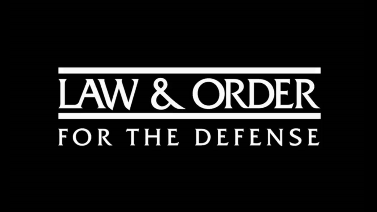 Law & Order: For The Defense - NBC